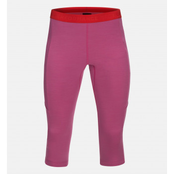 Peak Performance W HELO MID TIGHTS, Vibrant Pink