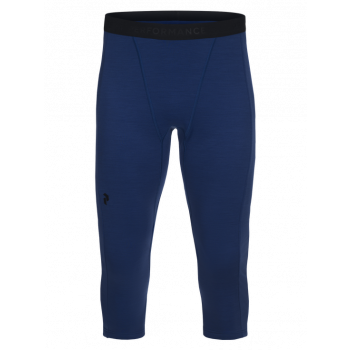 Peak Performance HELO MID TIGHTS, Island Blue