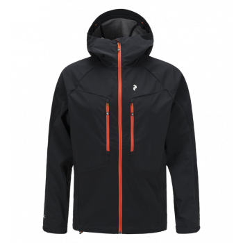 Peak Performance TOUR SS J, Black