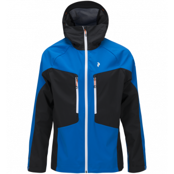 Peak Performance TOUR SS J, Hero Blue