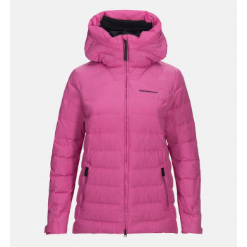 Peak Performance W SPOKAND JACKET, Vibrant Pink
