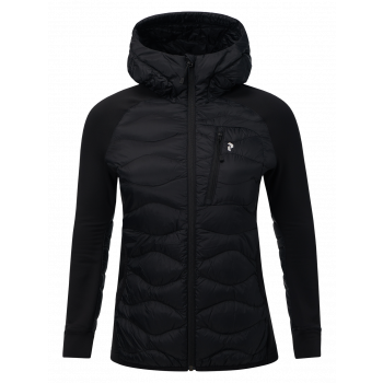 Peak Performance W HELIUM HYBRID HOOD JACKET, ARTWORK