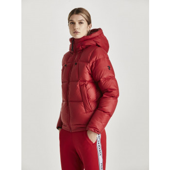 Peak Performance W RIVEL JACKET, Red Pompeian