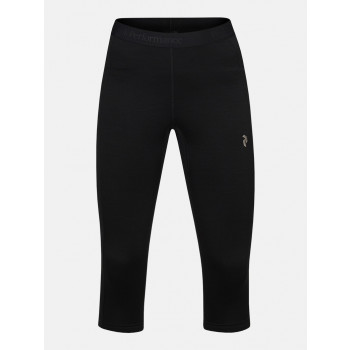Peak Performance W Vertical Mid Tights Black