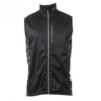 KASK MENS VEST MIX 200 WIND, BLACK