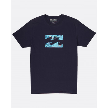 Billabong TEAM WAVE TEE SS, NAVY