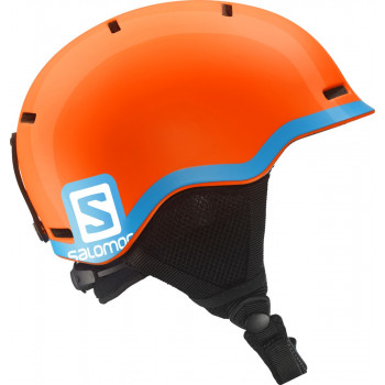 SALOMON GROM JR FLUO ORANGE/BLUE