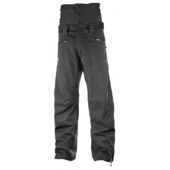 SALOMON QST GUARD PANT M, Black