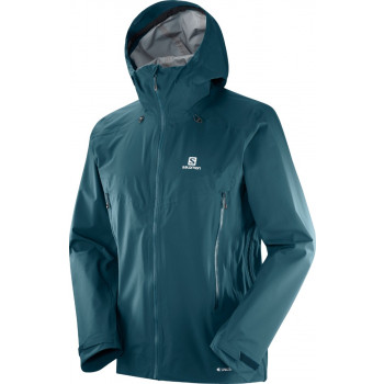 SALOMON X ALP 3L JKT M Reflecting Pond
