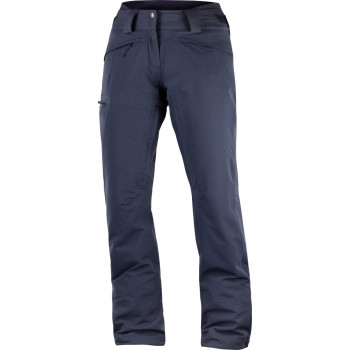 SALOMON QST SNOW PANT W Graphite
