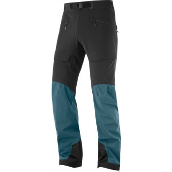 SALOMON X ALP HYBRID PANT M Black/Reflecting