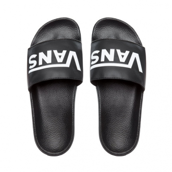 Vans MN SLIDE-ON (VANS) , (Vans) black