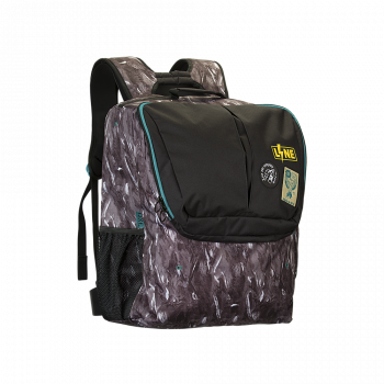 LINE SLOPE PACK, black