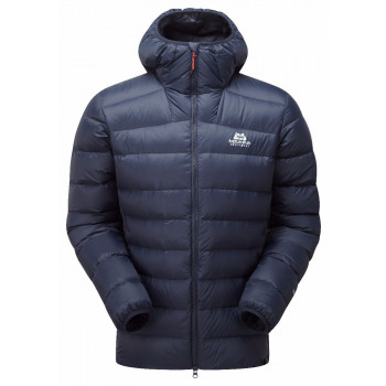 Mountain Equipment Skyline Hooded Jacket, Cosmos