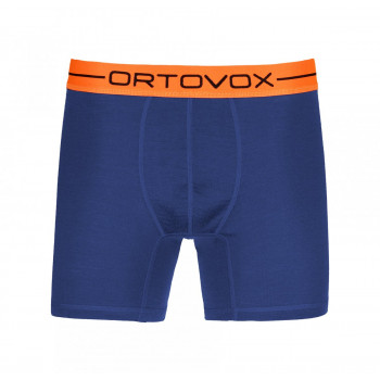 Ortovox Merino 185 RNW Boxer M, Strong Blue
