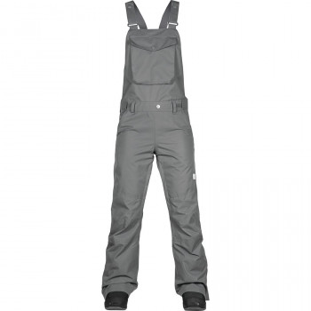 Wear colour Ride Bib Pant, Rock Grey