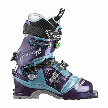 Scarpa T-2X Wmn Blue Light