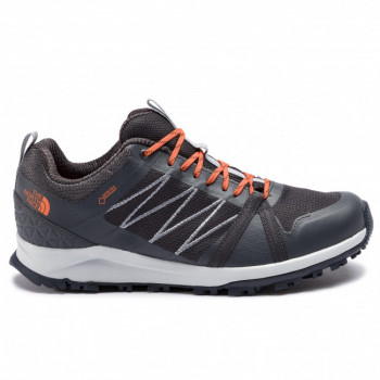 The North Face M LW FP II GTX EBONY GREY/SCAR