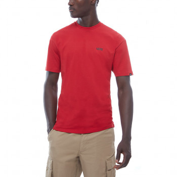 Vans MN LEFT CHEST LOGO T , CHILI PEPPER