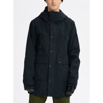 BURTON MB GORE VAGABOND JACKET, TRUE BLACK