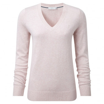 Henri Lloyd Tilly V Neck Knit, Wanderlust Marl
