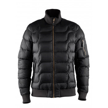 Elevenate M Locals Down Jacket, Black