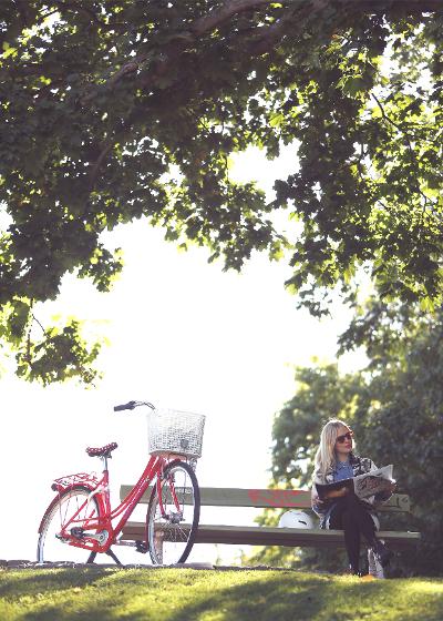 Bike rental Uppsala