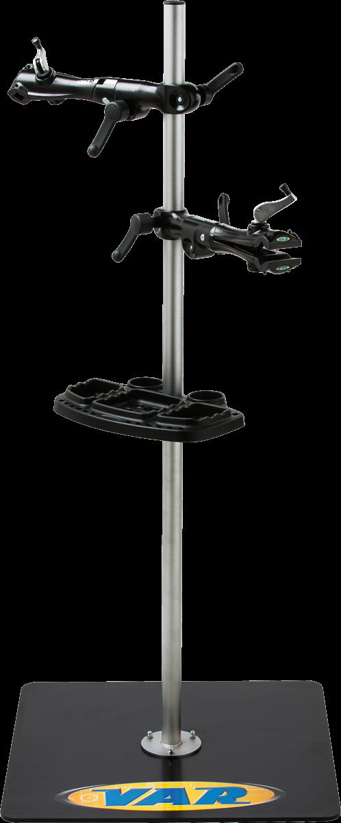 Toppen VAR Pro double clamp repair stand - Mekställ - Verktyg - CYKEL UL-26