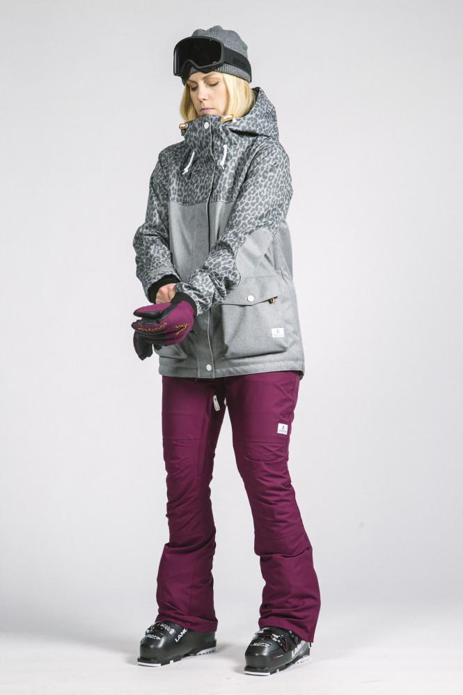 Wear colour Crop Jacket, Grey Melange