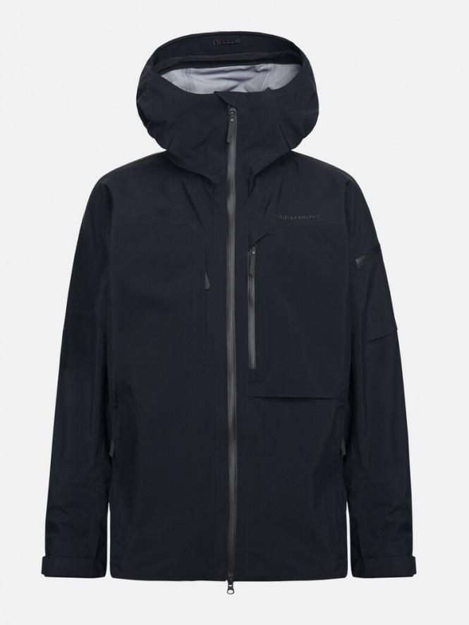 Peak Performance M Alpine Jacket Black