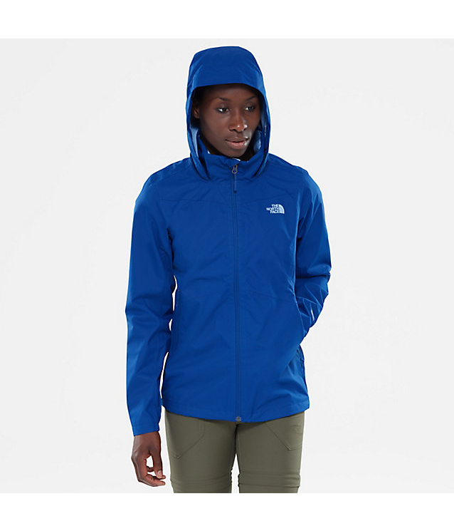 The North Face W RESOLVE 2 JKT, SODALITE BLUE