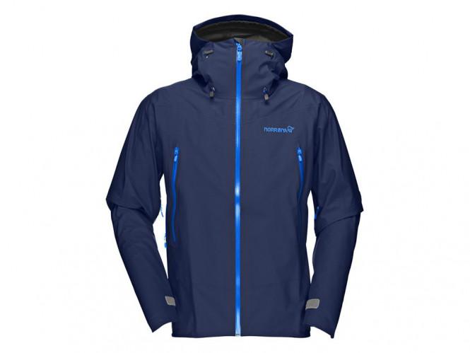 Norröna falketind Gore-Tex Jacket (M), Ocean Swell